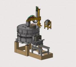 Europlasma Industries - Programmes de recherche & développement